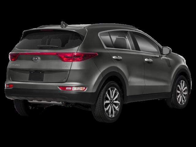 New 2019 Kia Sportage EX