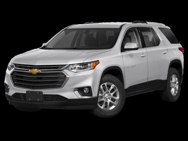 2020 Chevrolet Traverse LT True North