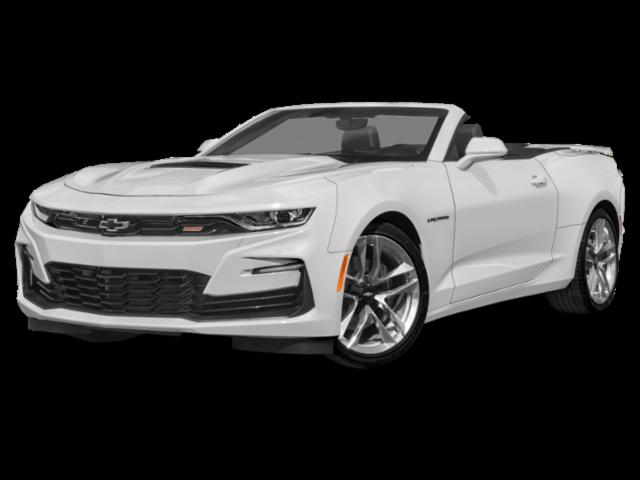 2020 Chevrolet Camaro SS 2D Convertible