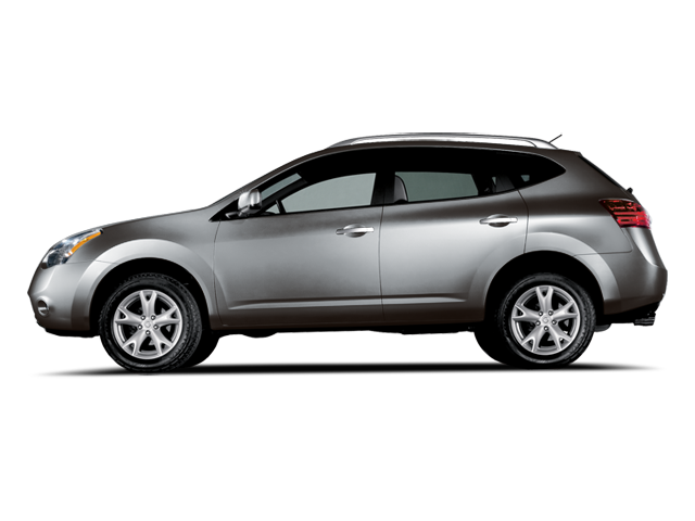 Pre-Owned 2010 NISSAN ROGUE S SPORT