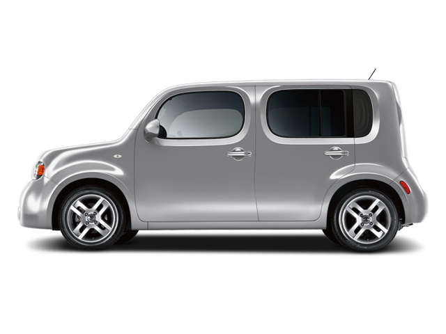 Pre-Owned 2010 NISSAN CUBE S Wagon 4D