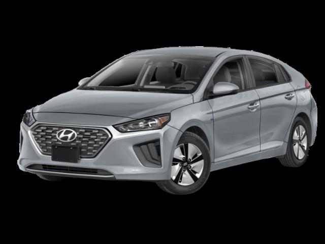 2020 Hyundai Ioniq Hybrid Blue 4D Hatchback