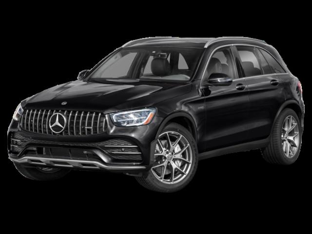New 2020 Mercedes-Benz GLC GLC 43 AMG®