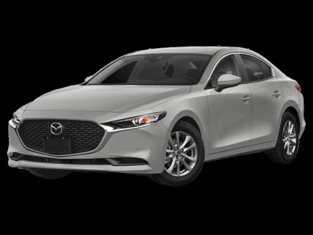 New 2020 Mazda3 GS