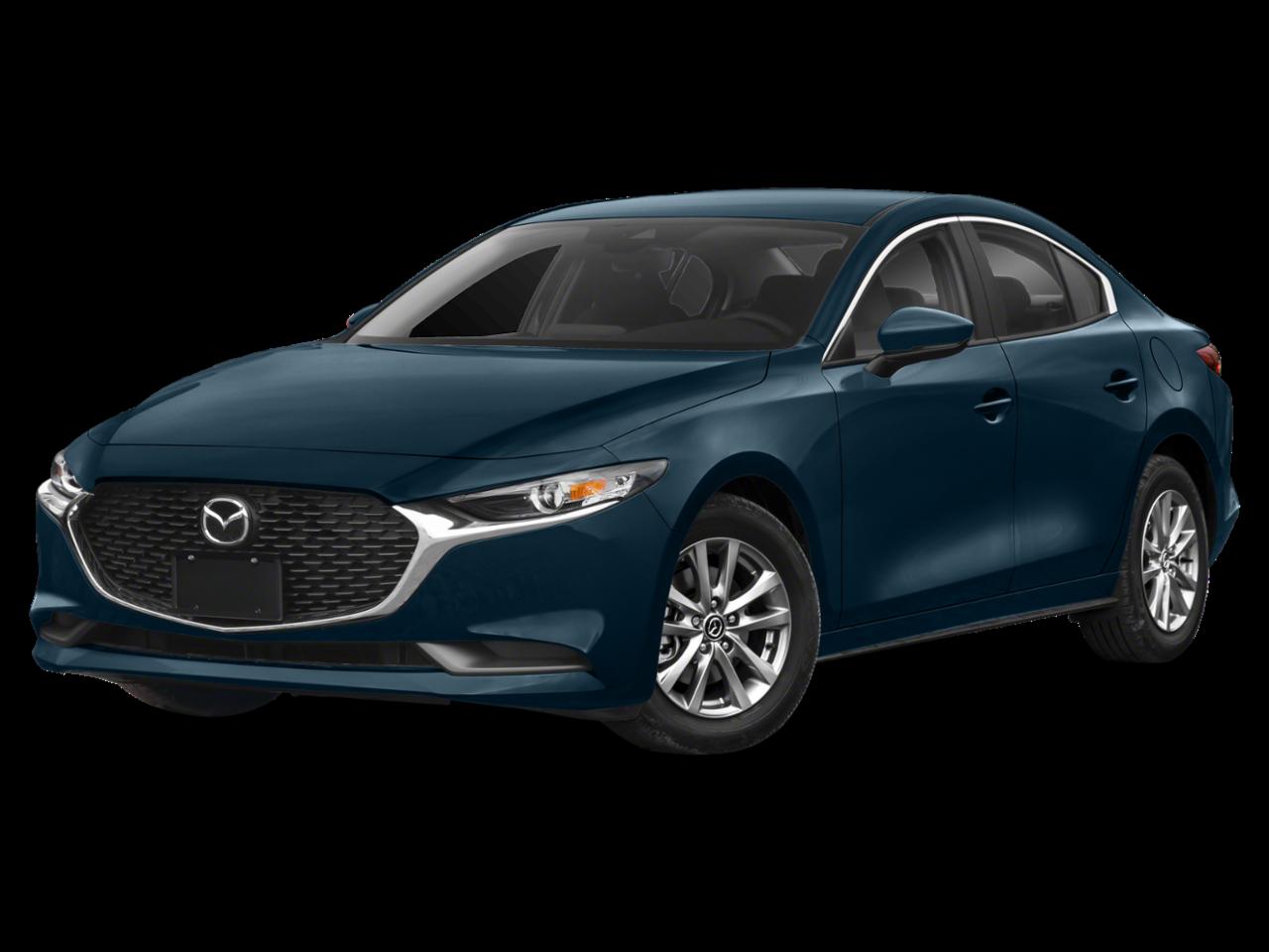 2020 Mazda3 Sedan w/Preferred Pkg FWD 4dr Car