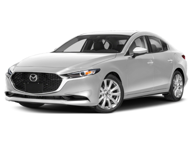 New 2020 Mazda3 4DR FWD PREF PKG