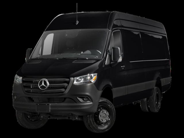 New 2020 Mercedes-Benz Sprinter 3500 Cargo Van