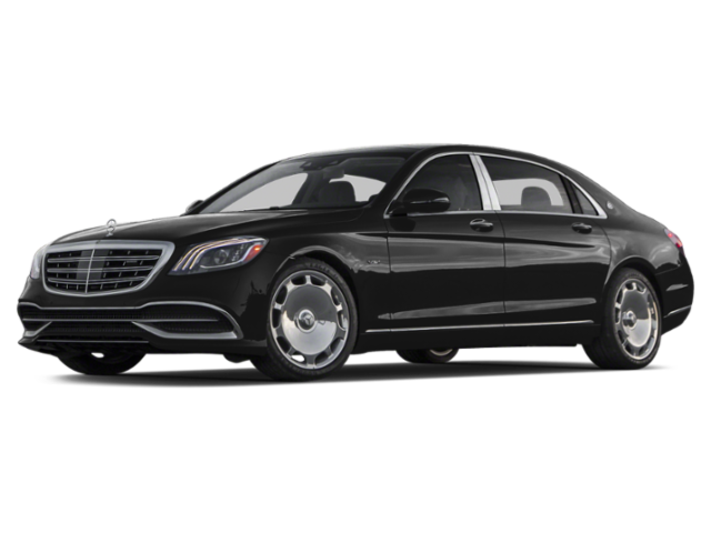 New 2020 Mercedes-Benz S-Class