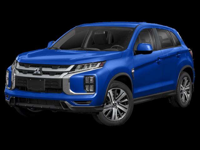 New 2020 Mitsubishi Outlander Sport ES 2.0 AWC CVT