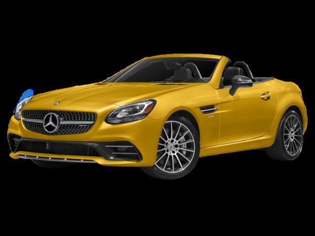 New 2020 Mercedes-Benz SLC AMG® SLC 43 Roadster