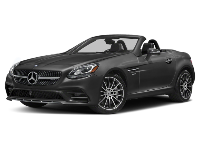 New 2020 Mercedes-Benz SLC43 AMG Roadster