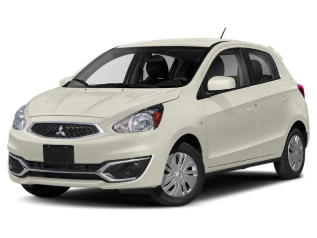 New 2020 Mitsubishi Mirage ES CVT