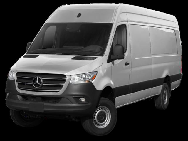 New 2020 Mercedes-Benz Sprinter Cargo Van 2500 High Roof V6 170 Extended RWD