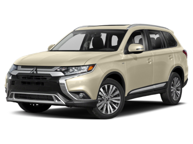 New 2020 Mitsubishi Outlander SEL