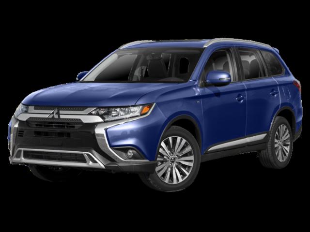 New 2020 Mitsubishi Outlander ES FWD