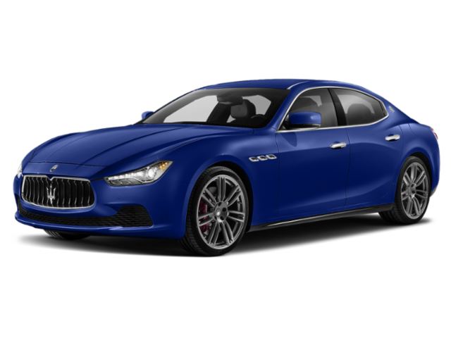 New 2020 Maserati Ghibli S
