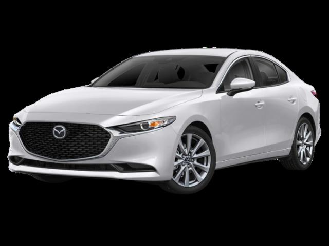 New 2020 Mazda3 Sedan Select Package