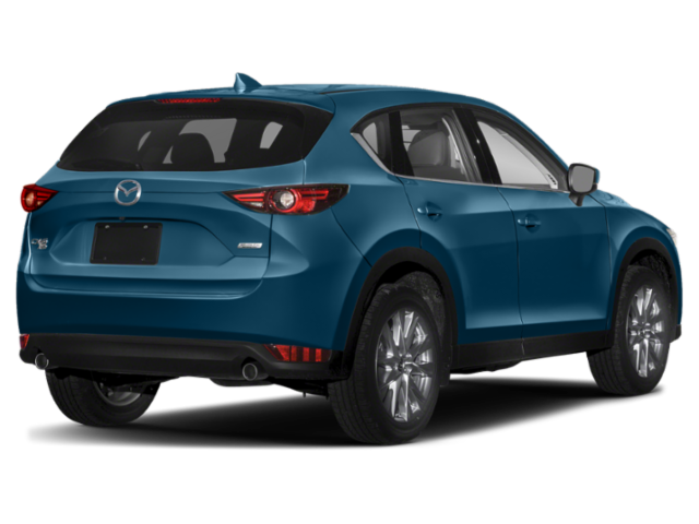 New 2020 Mazda CX-5 GT Turbo - Head-up Display - Navigation