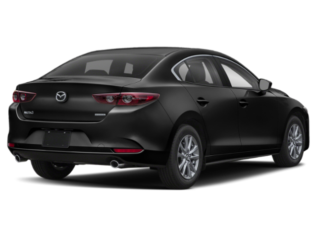 New 2020 Mazda3 Sedan