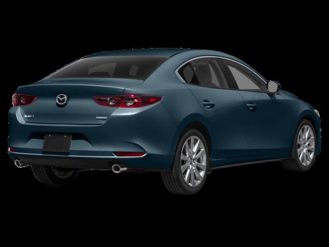New 2020 Mazda3 Select Base
