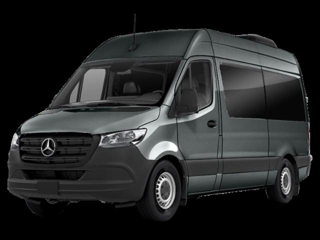 New 2020 Mercedes-Benz Sprinter Passenger 2500