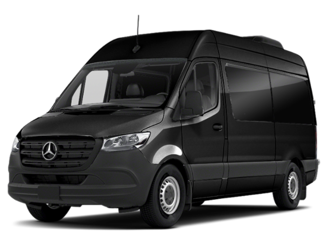 "New 2020 Mercedes-Benz Sprinter 2500 170"" WB Passenger"