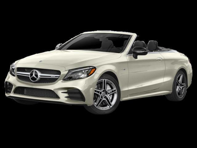 New 2020 Mercedes-Benz C-Class AMG® C 43 Cabriolet
