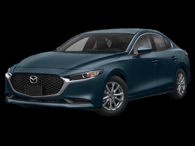 New 2020 Mazda3 FWD