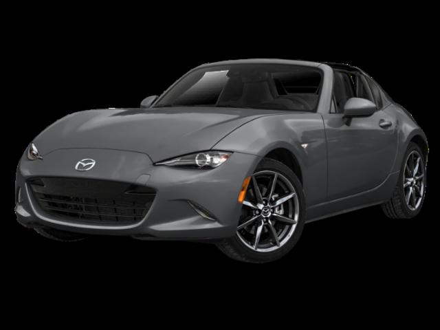 New 2020 Mazda MX-5 Miata RF 2DR CONV GT MT