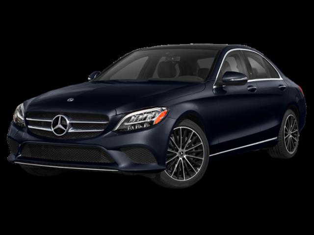 New 2020 Mercedes-Benz C-Class C 300 4MATIC® Sedan
