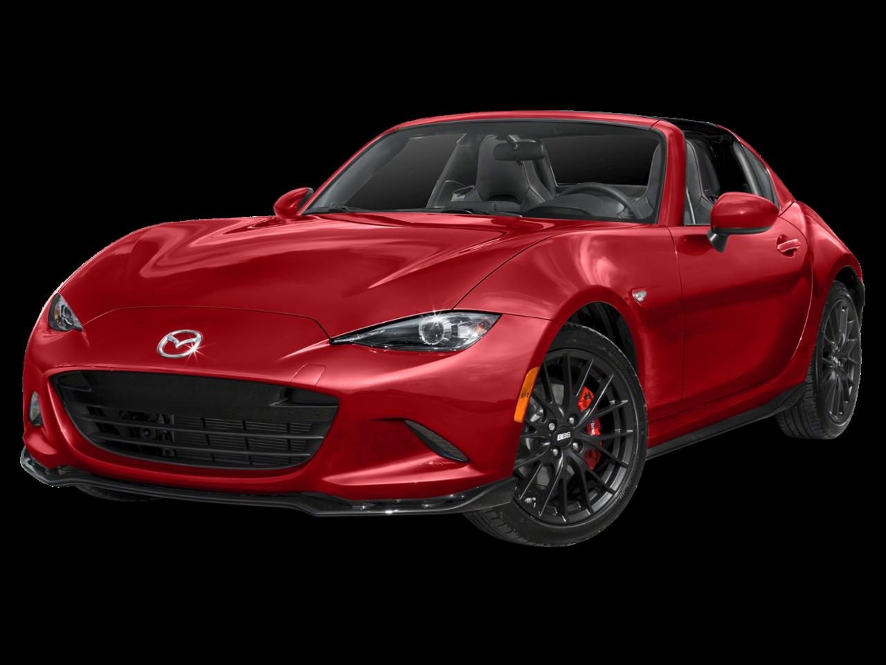 New 2020 Mazda MX-5 Miata RF Club