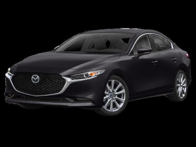 New 2020 Mazda3 Sedan Select