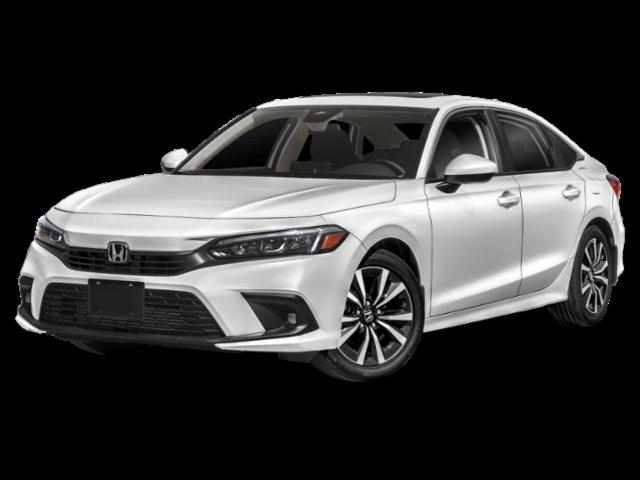 2022 Honda Civic Sedan EX CVT 4-Door Sedan