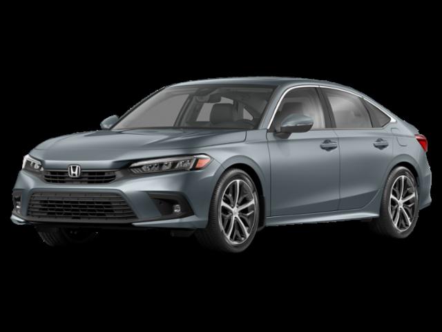 2022 Honda Civic Sedan Touring CVT 4-Door Sedan