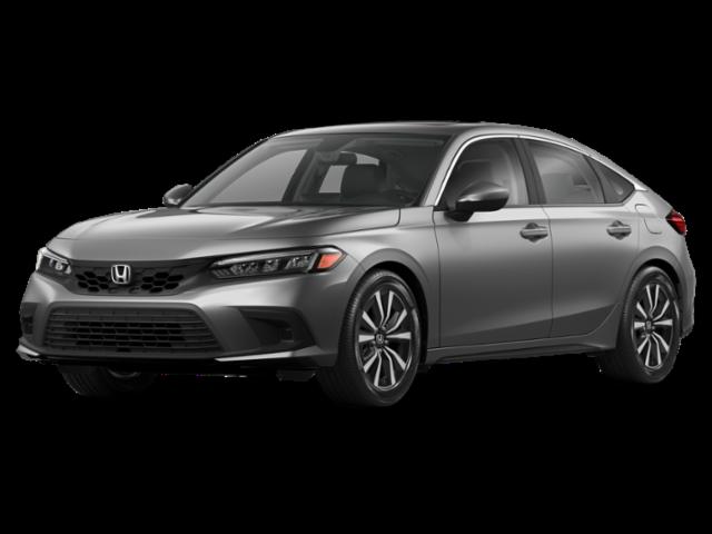 2022 Honda Civic Hatchback EX-L
