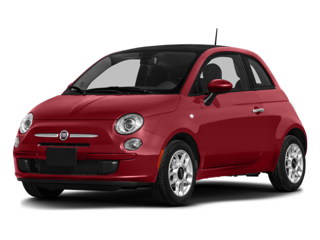 2016 Fiat 500 Pop 2D Hatchback