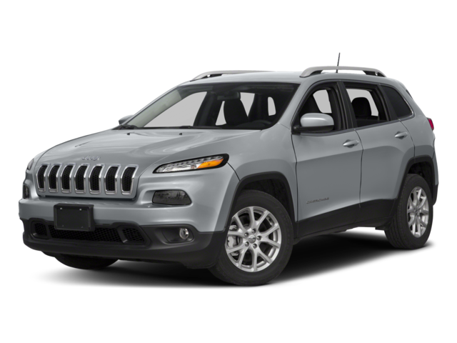 2018 JEEP Cherokee Latitude w/Tech Connect Pckg Sport Utility
