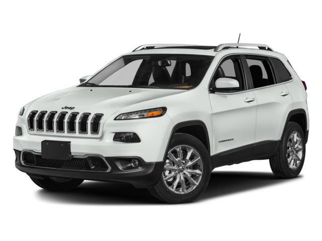2018 Jeep Cherokee Limited ' in Loaner Status' SUV