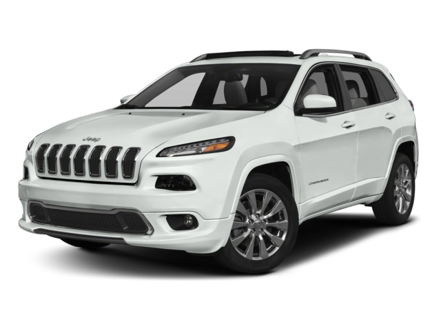 2018 JEEP Cherokee Overland Sport Utility