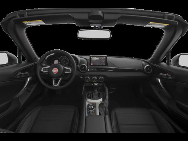 2020 Fiat 124 Spider Abarth
