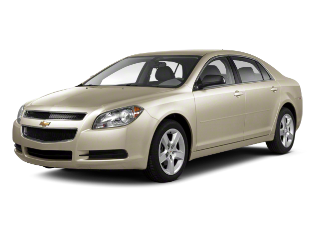 Pre-Owned 2012 CHEVROLET MALIBU LS Sedan 4