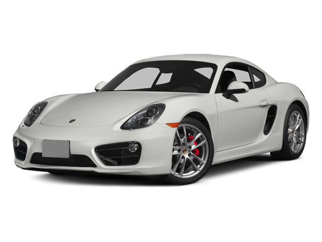Pre-Owned 2014 Porsche Cayman S