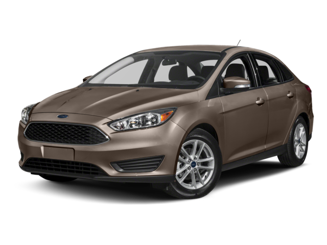 2018 Ford Focus SE 4 Door Sedan