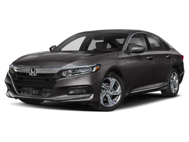 2019 Honda Accord EX-L 2.0T 4D Sedan