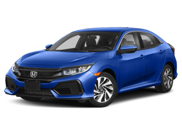 2019 Honda Civic Hatchback LX CVT sedan