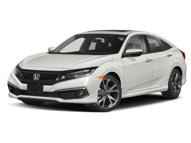 2019 Honda Civic Touring 4D Sedan