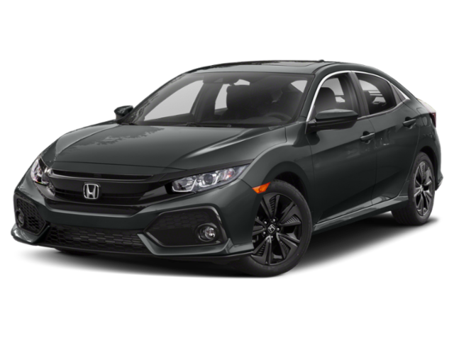 2019 Honda Civic Hatchback EX CVT sedan
