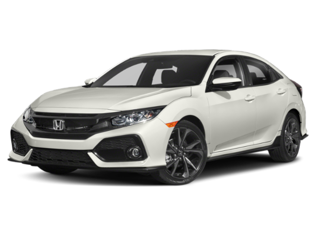 2019 Honda Civic Hatchback Sport Manual Hatchback