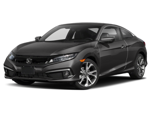 2019 Honda Civic Coupe Touring Two-Door Coupe