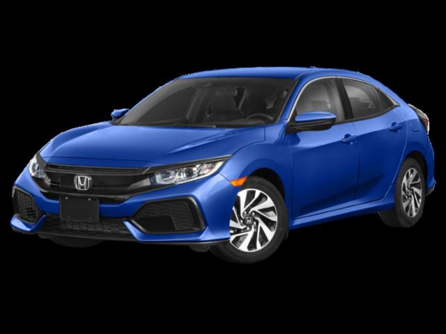2019 Honda Civic Hatchback LX CVT Hatchback